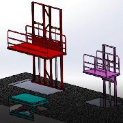 lift nerede kullanılır, lift nedi, hidrolik asansör
