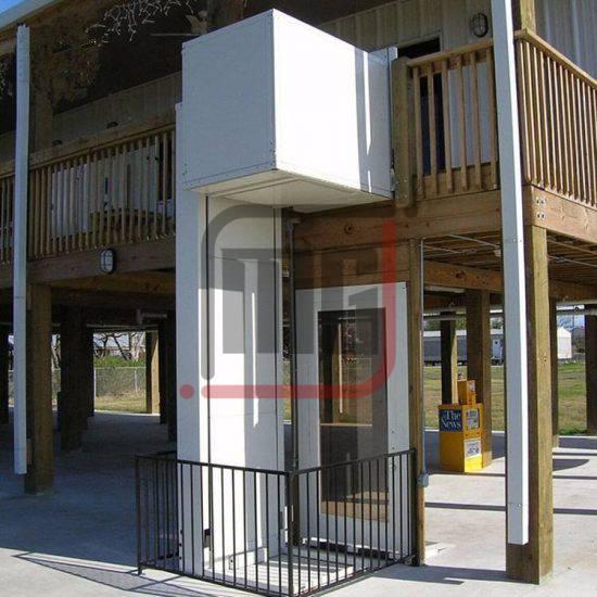 Portatif balkon asansörü