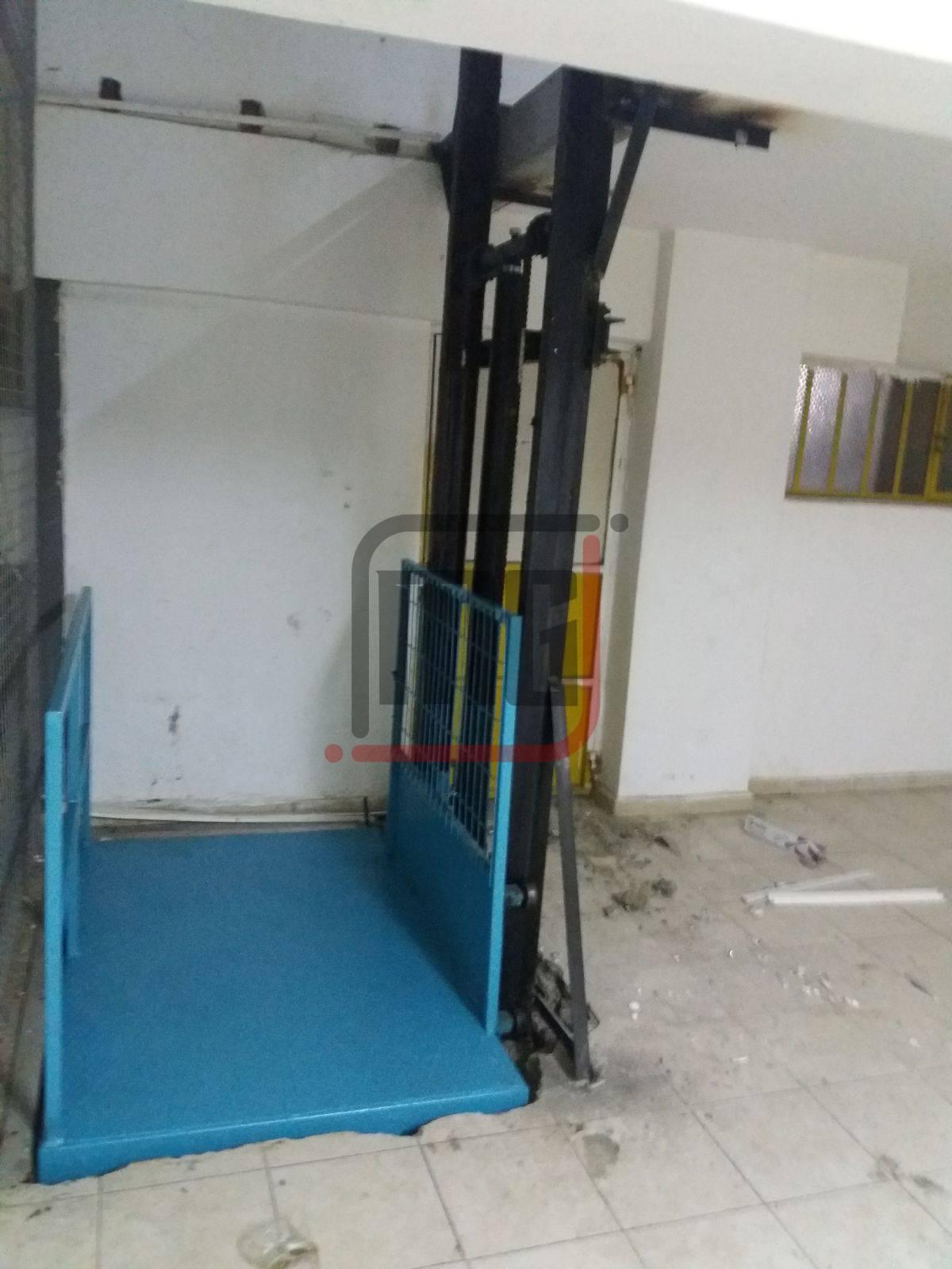 Konya Yük Asansörü Fiyatları