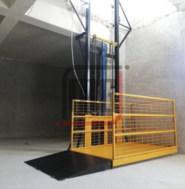 hidrolik yük platformu, tek kat asansör, tek kat asansör fiyatları,