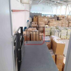 5.5 ton yük platformu, 5 buçuk tonluk yük platformu
